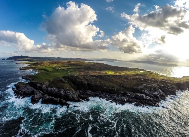 Malin Head - Ireland's most northerly point  ms.akr