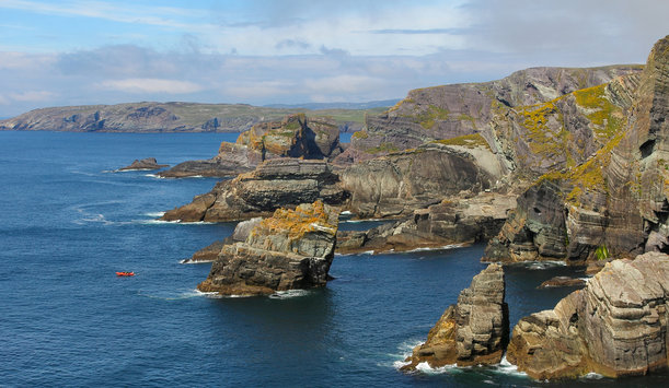 Mizen Head - ireland's most south-westerly point