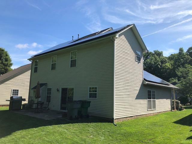 Charlotte, NC solar install