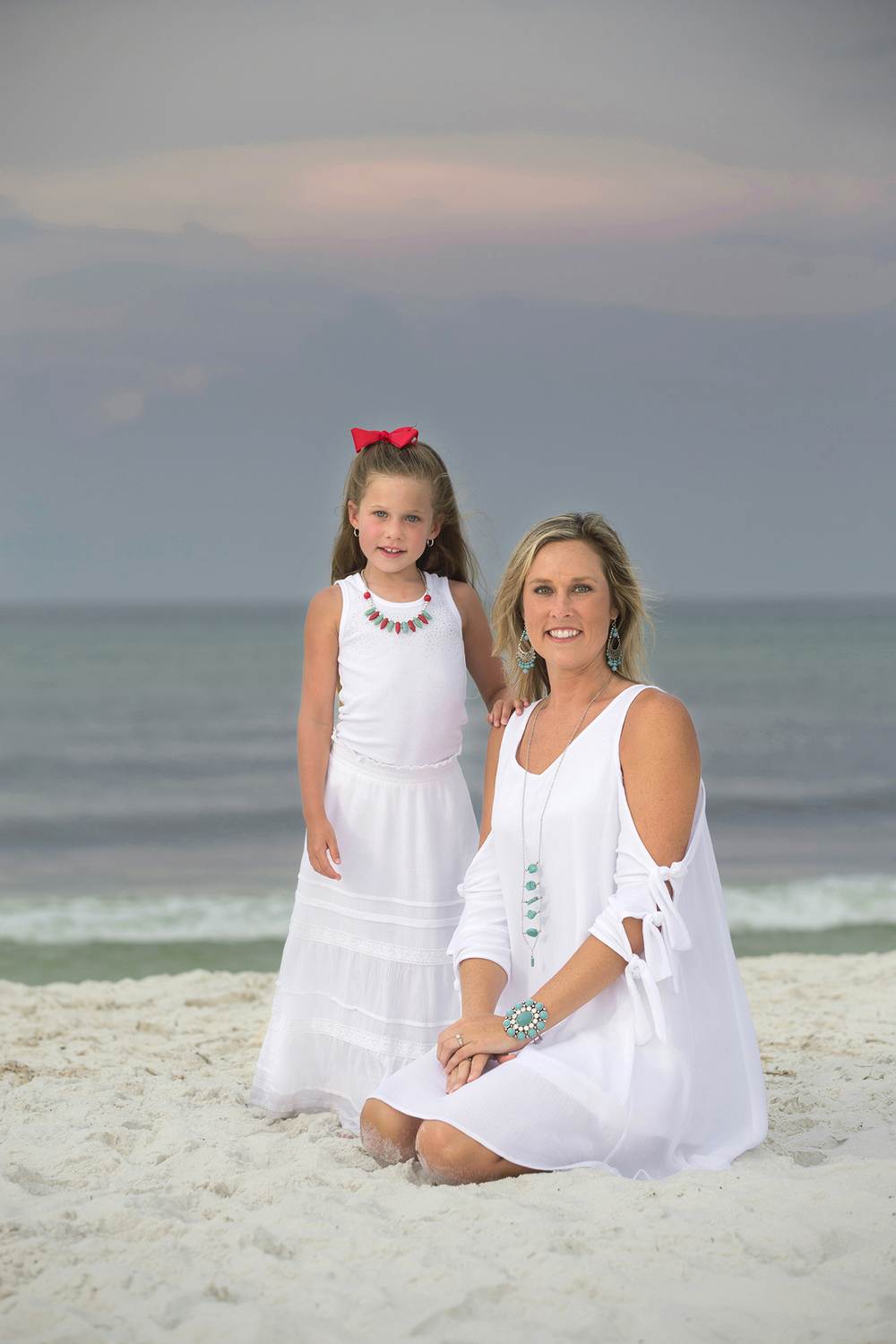 Beach Family Portrait Photographer Delray Beach, Florida