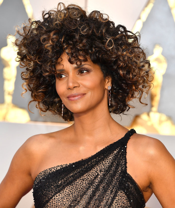 HOLLYWOOD, CA - FEBRUARY 26:  Halle Berry arrives at the 89th Annual Academy Awards at Hollywood & Highland Center on February 26, 2017 in Hollywood, California.  (Photo by Steve Granitz/WireImage)