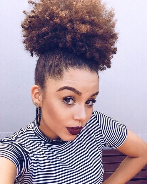 7 Natural Hairstyles That Will Slay Summer 17 Crwn Magazine