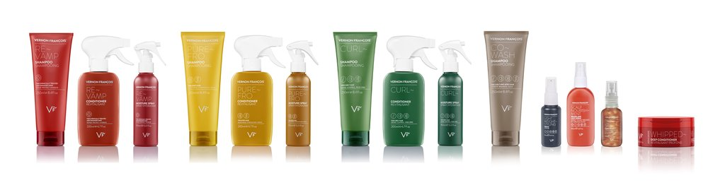 We're huge fans of the VERNON FRANÇOIS® Collection here at CRWN. Discover the beauty of your hair's true texture, today at www.vernonfrancois.com www.sephora.com and www.net-a-porter.com