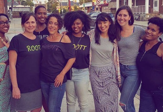 Organizations like Restoring Our Own Through Transformation (ROOTT) are calling for a social justice narrative centered on the voices of pregnant Black women and people of color.
