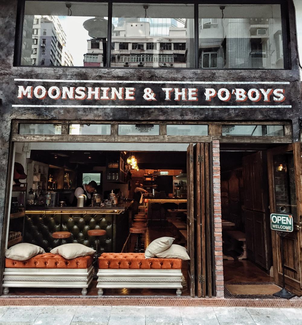 Moonshine Exterior