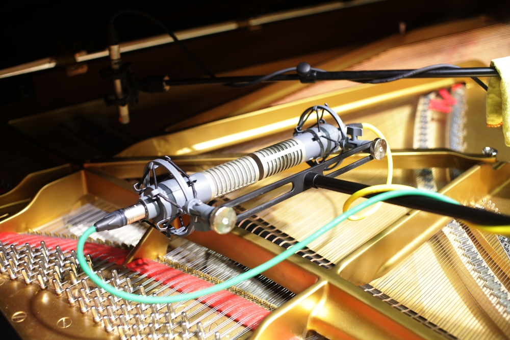 How To Record A Grand Piano