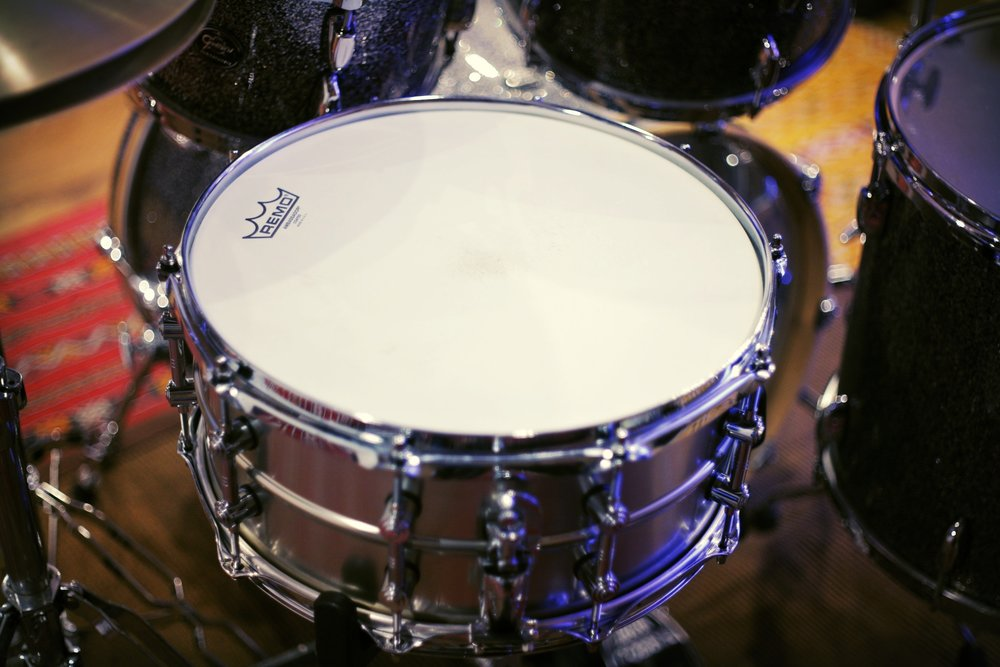How To Record The Drum Kit Joff Winks