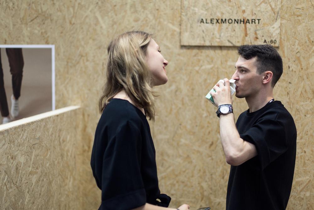 Alex a Dan na SEEKu; foto Robin Bery