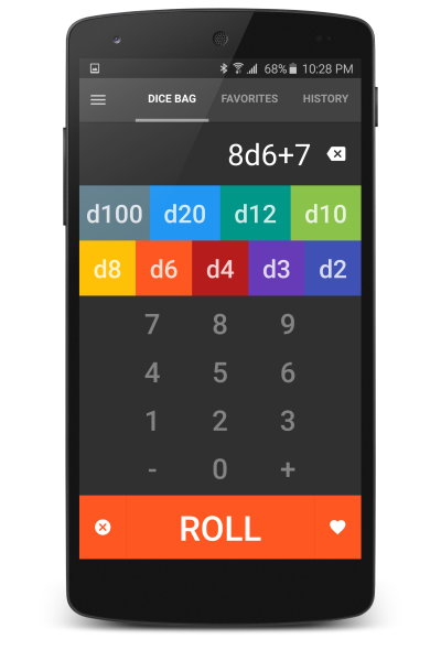 Learn More Critdice Best Dice Roller App For Android