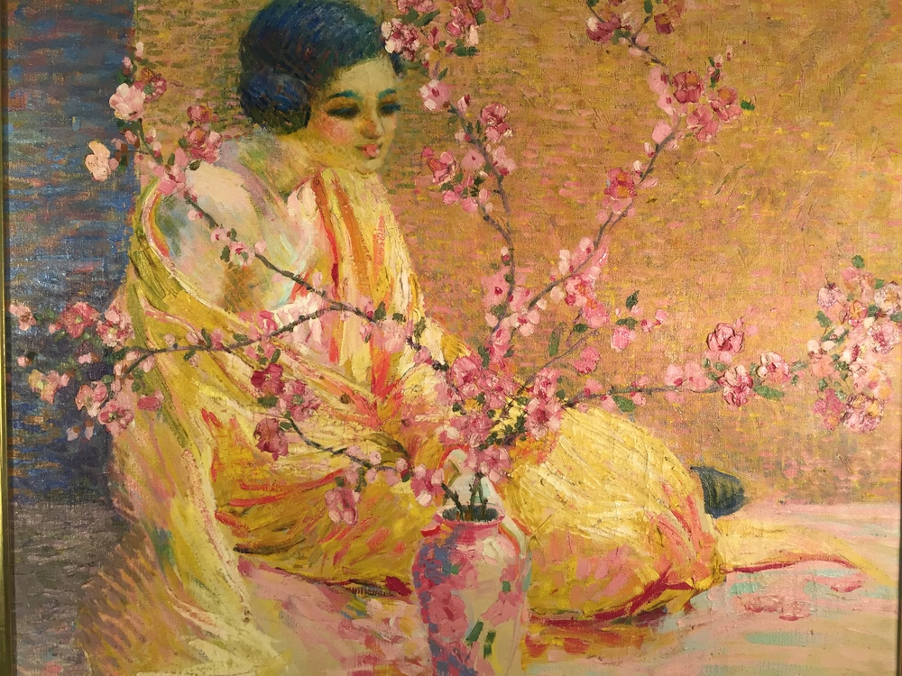Colin Campbell Cooper (attributed to)