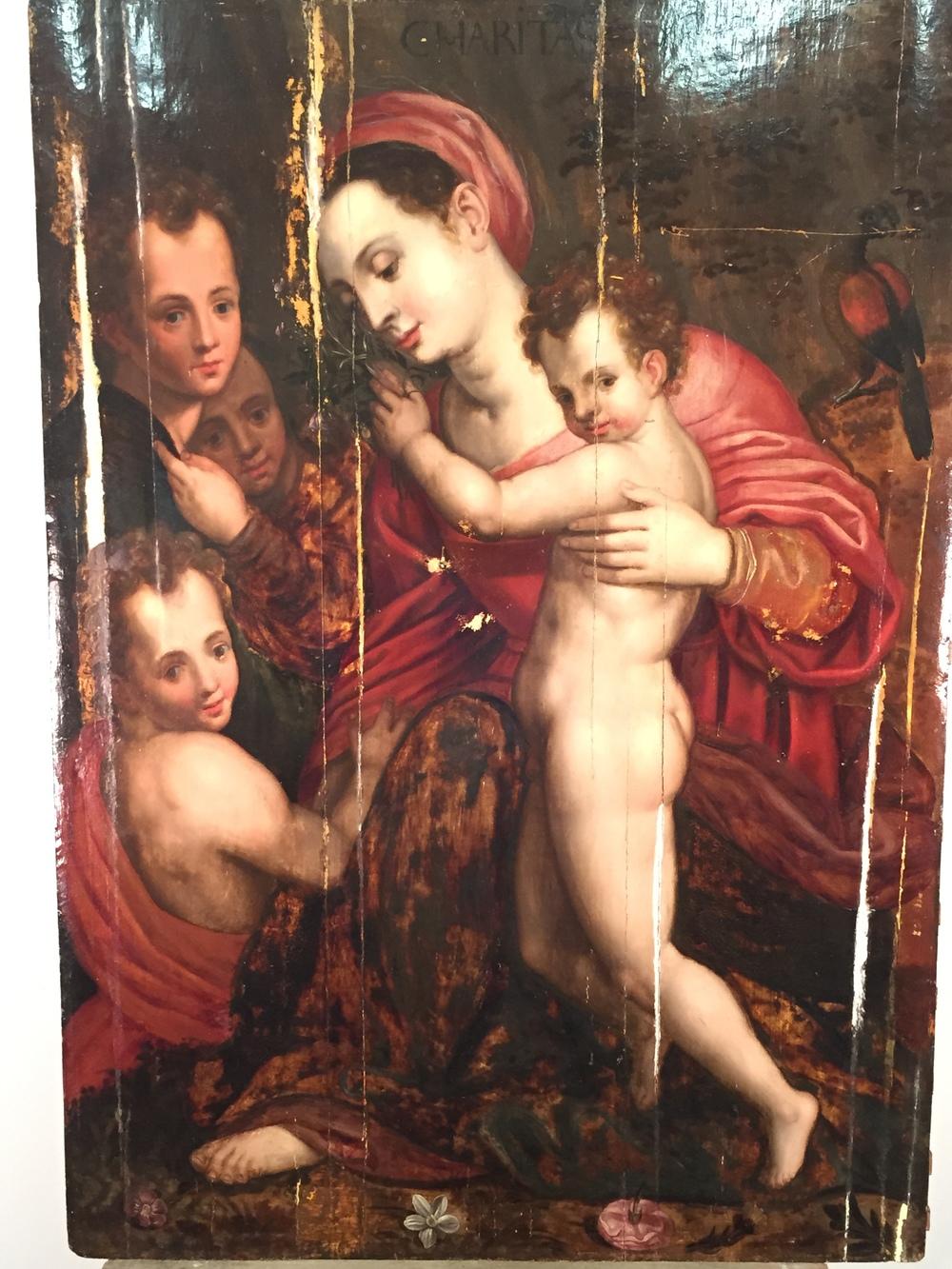 17th Century Italian - Charitas