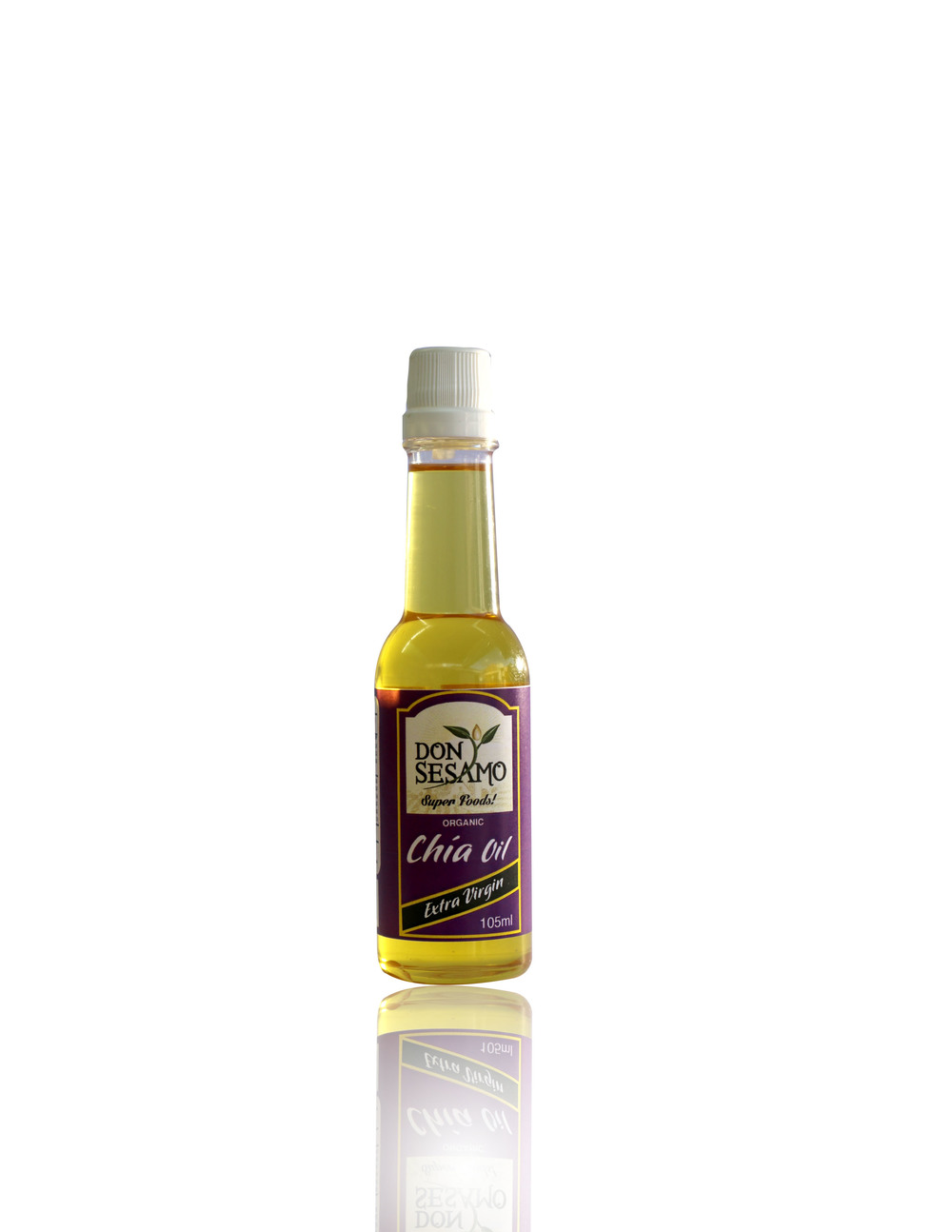 CHIA OIL 105 ML (3.55 fl. OZ.)