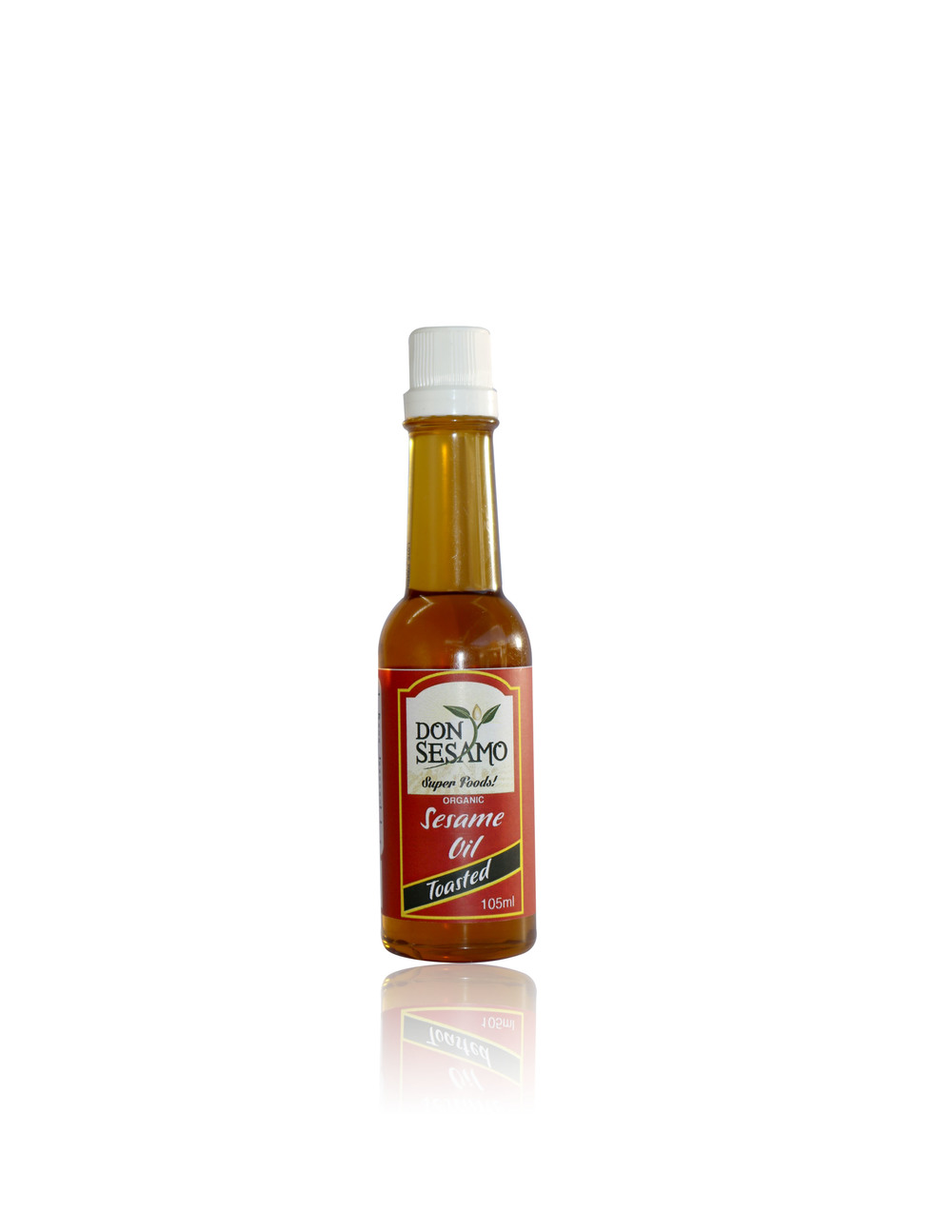 TOASTED SESAME OIL 105 ML(3.55 fl. OZ.)