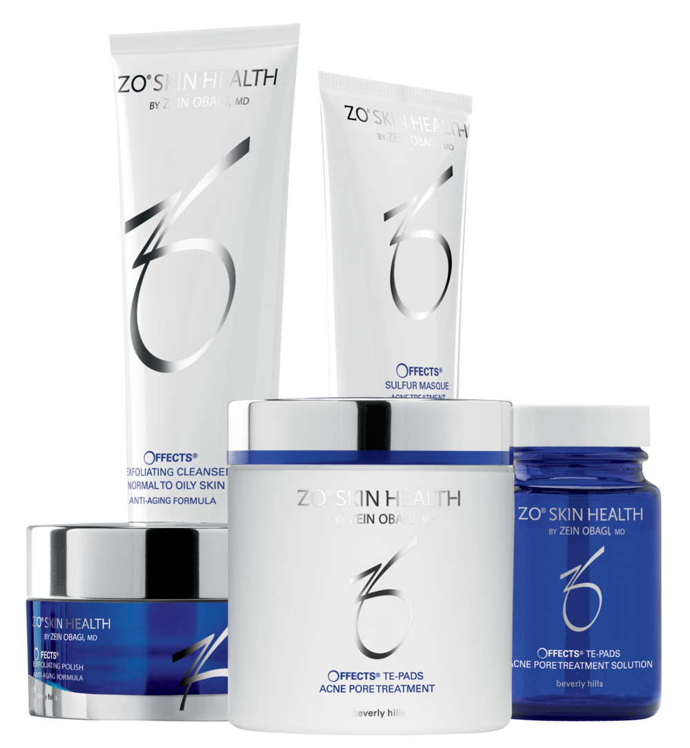 ZO Acne Prevention & Treatment Program