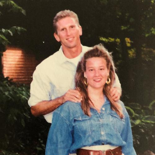 Randy + Rochelle.