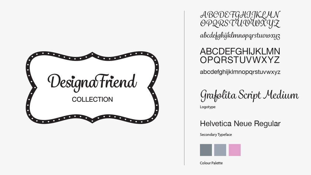 DesignaFriend Fonts