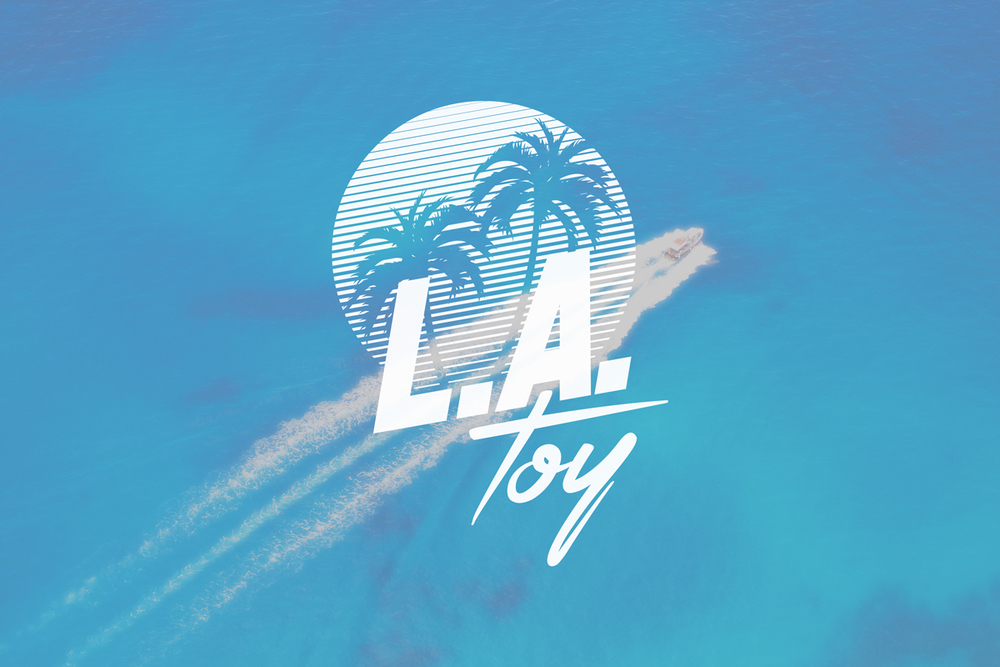 L.A. Toy Logo visual