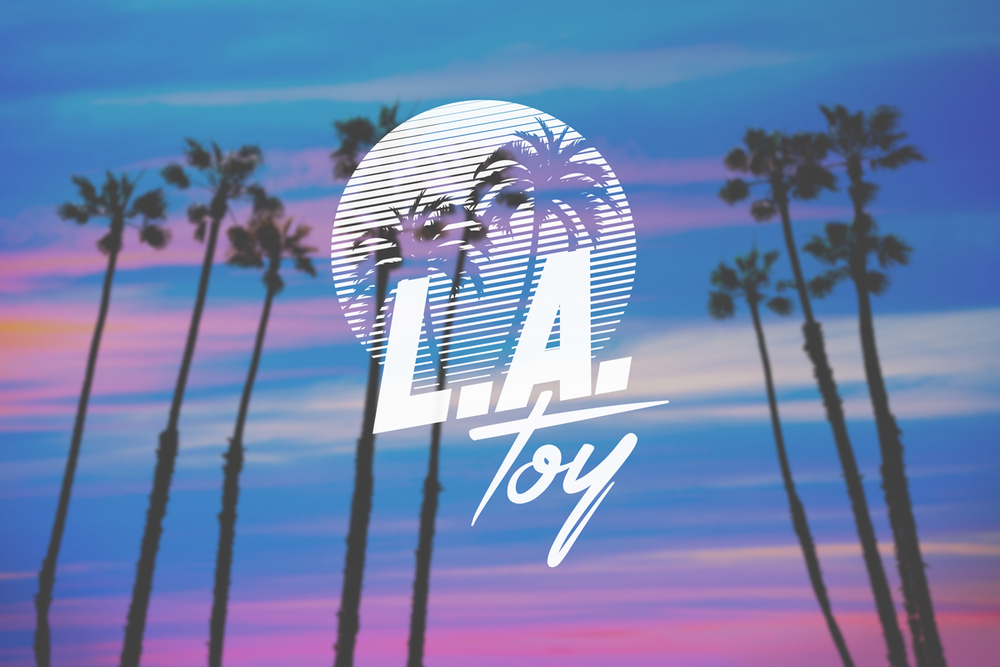 L.A. Toy Sunset