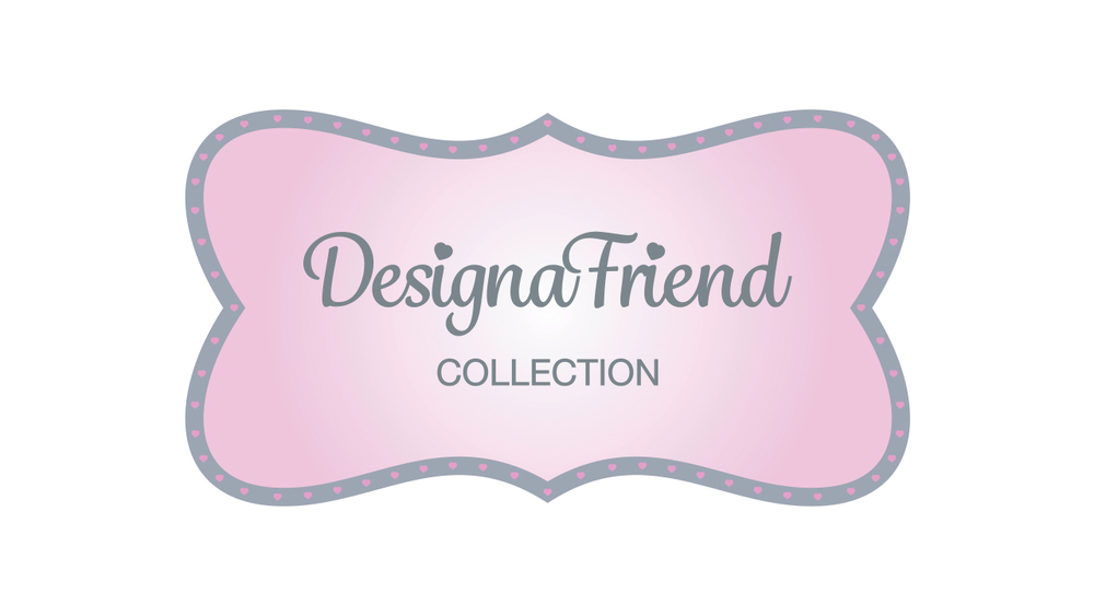 DesignaFriend Logo Badge