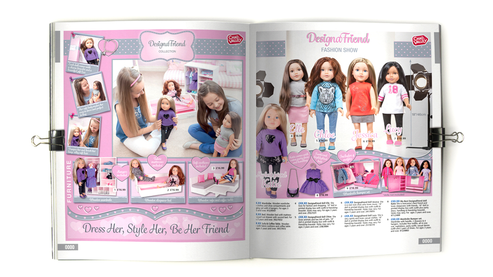 DesignaFriend Catalogue