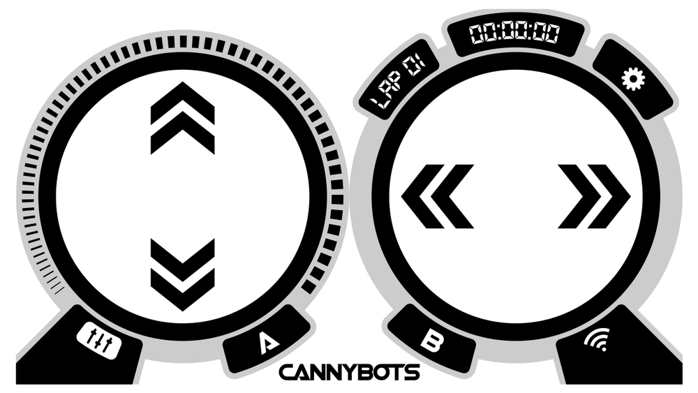 Cannybots App Vector