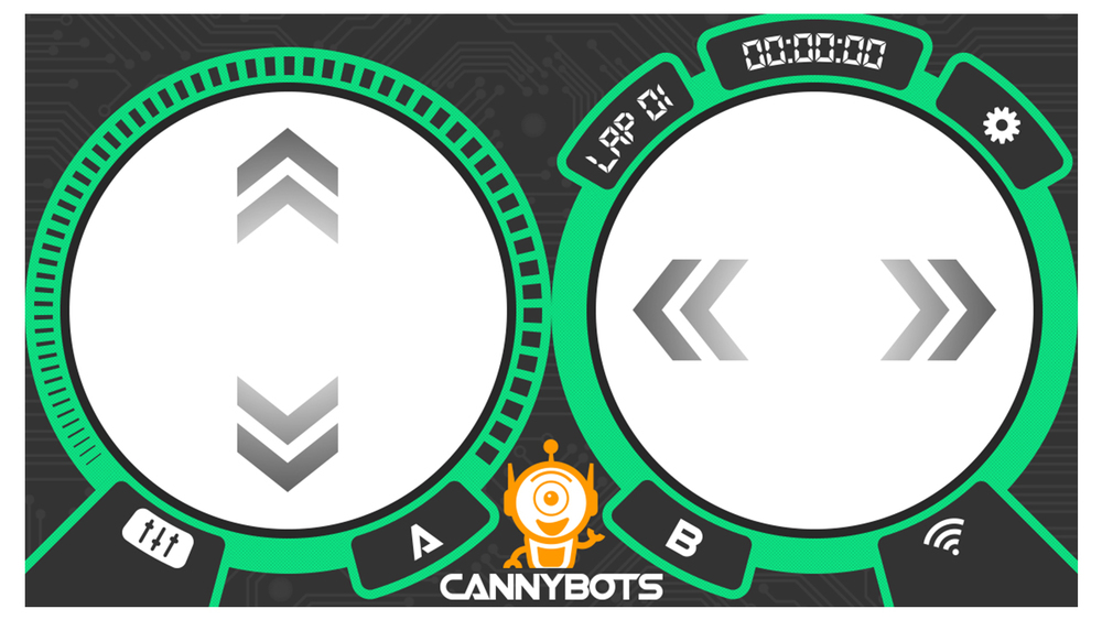 Cannybots Colour #1
