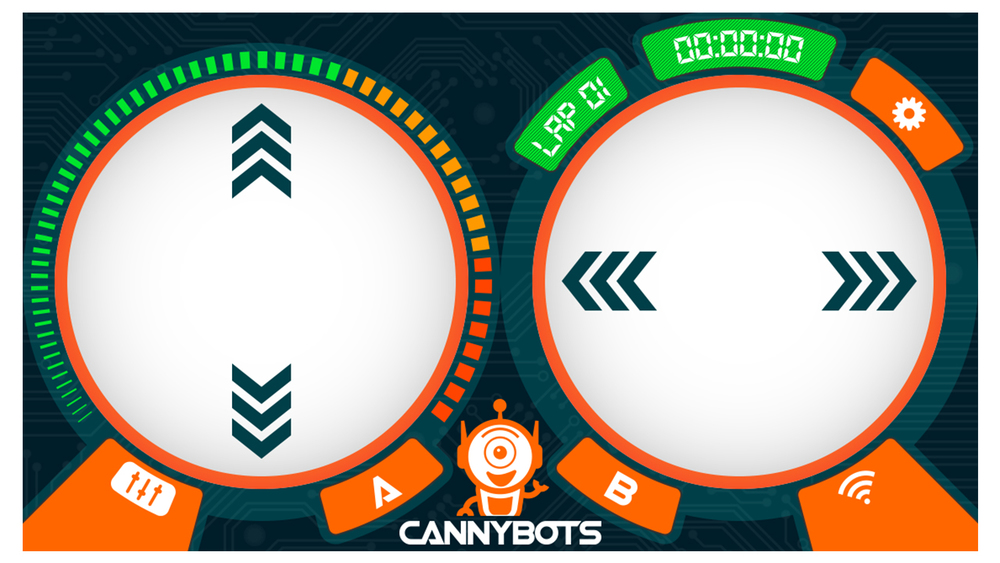 Cannybots Colour #3