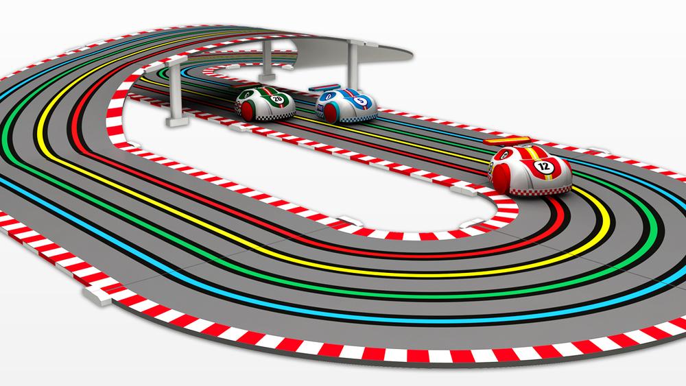 CannyBots Track
