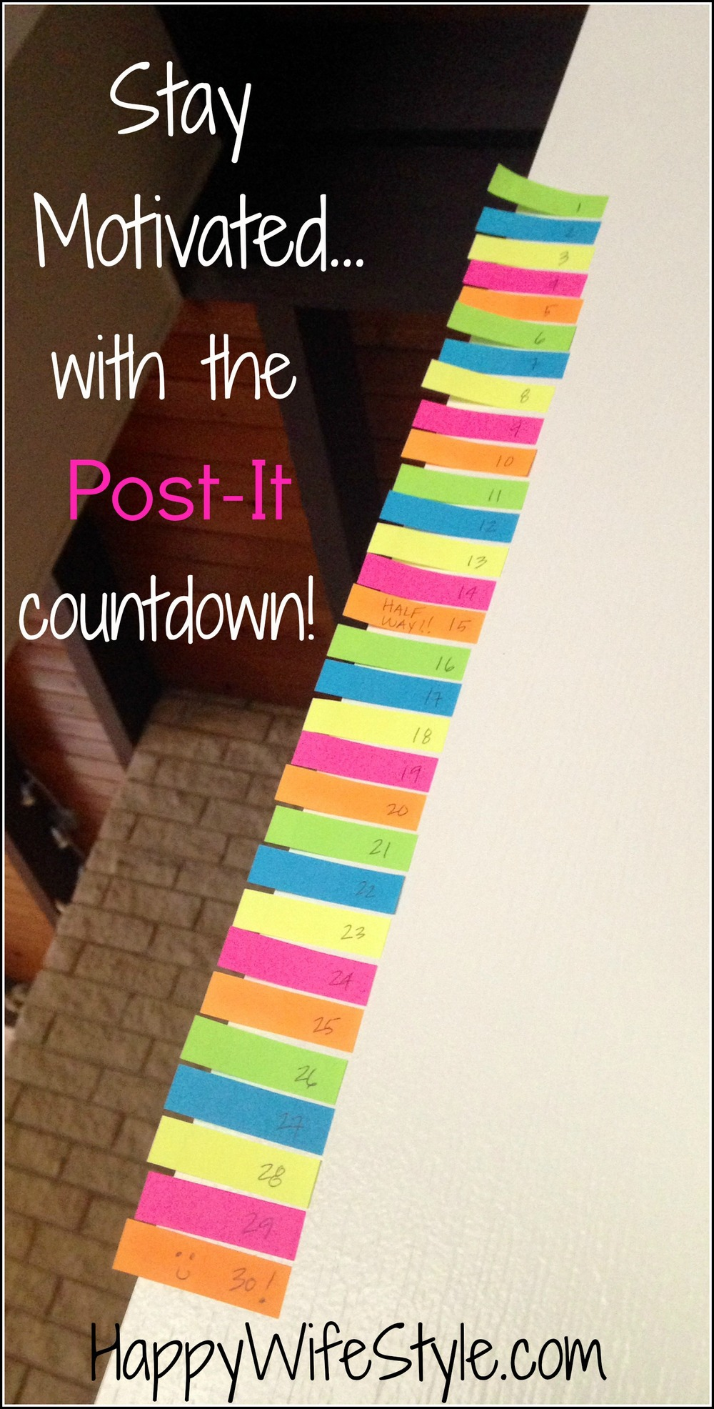 post-it-countdown