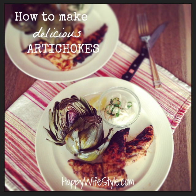 how-to-make-artichokes