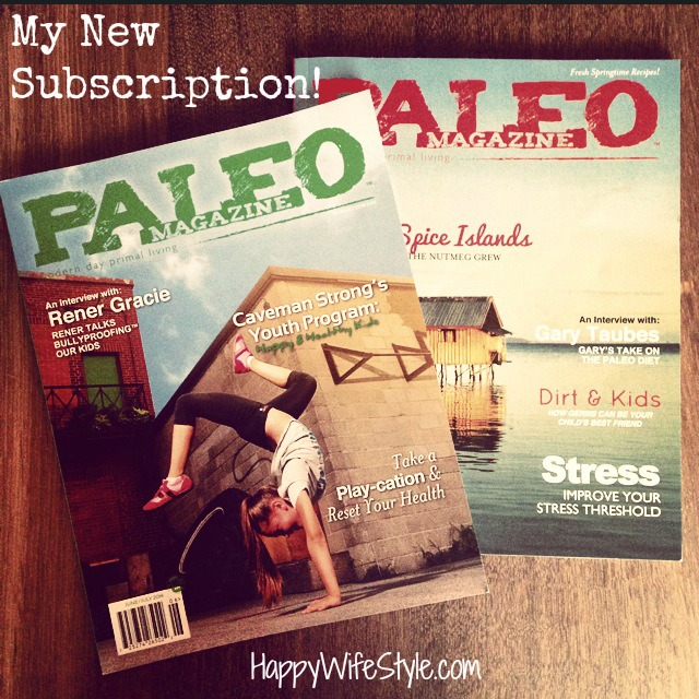 Paleo-magazine