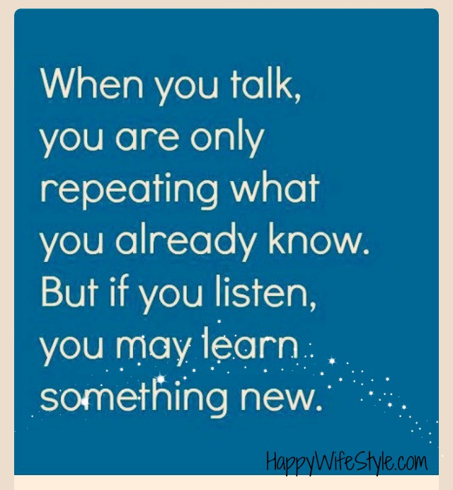 Become I A Better Listener Can How