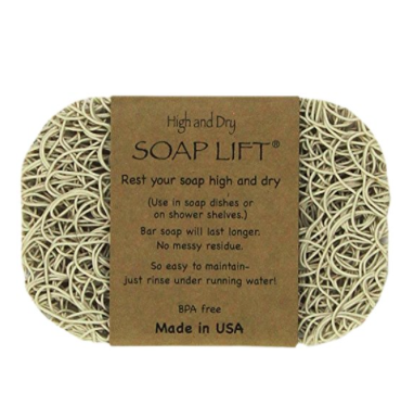 Soap Lift (great for Charcoal Bar)