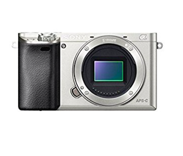 Sony a6000 Digital Camera Body