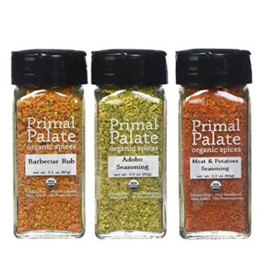 Primal Palate Spices