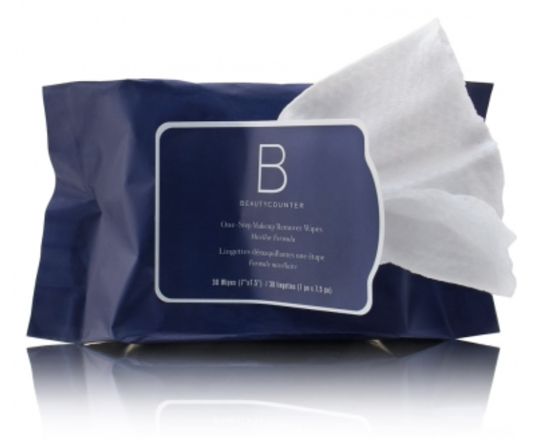 - One of my favorite new products from Beautycounter is the Cleansing Wipes and I'll give you a free pack of these when you spend $100 or more!
