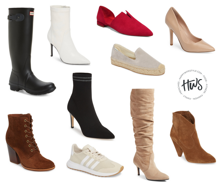 6ae30fbd60 My Top 10 Nordstrom Anniversary Sale Picks - Shoes + Boots — Happy ...