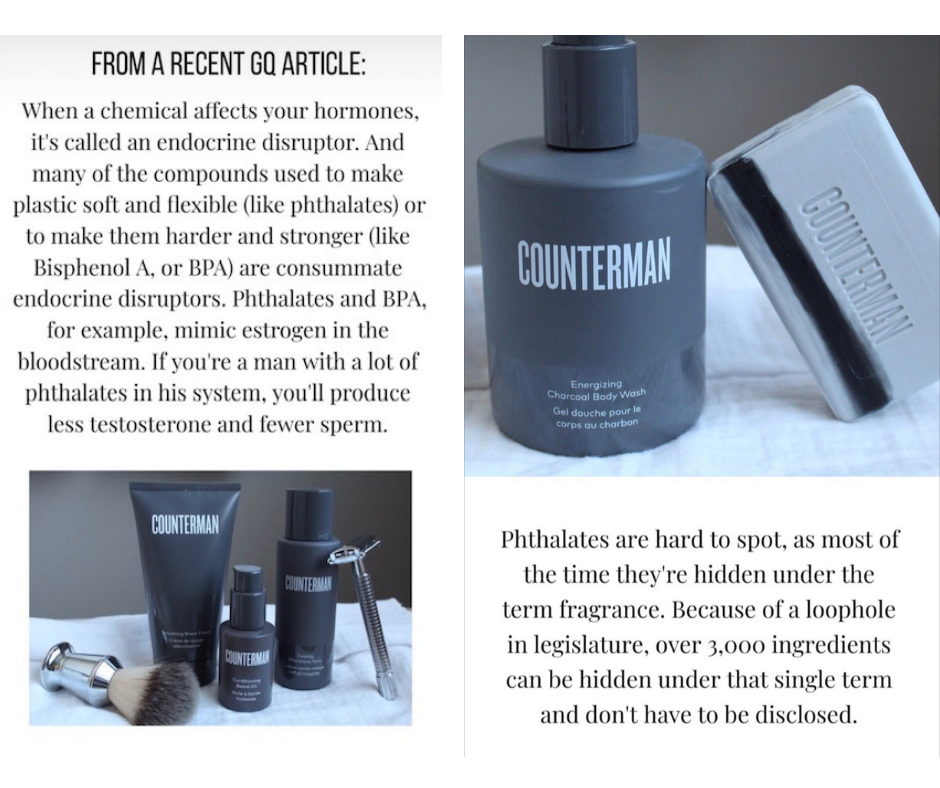 Men deserve the best care for their skin too. Find out our top recommendation for men's skin care here. #health #beauty #healthandbeauty #skincare #skincareformen