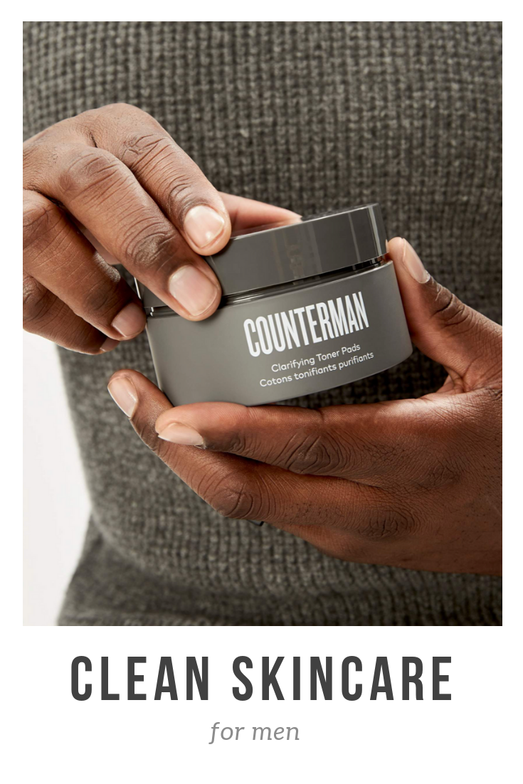 Counterman - Clean Skincare for Men — Happy WifeStyle™