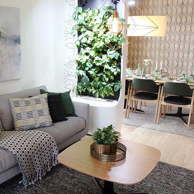 Esimakua kesän 2016 asuntomessuilta Seinäjoelta, kohde Mäihä Lusto, sisustussuunnittelu ja kuvat Maria-Elina Sanjanen.