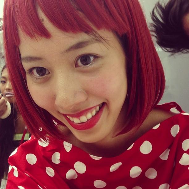 #Kusama #halloween2013