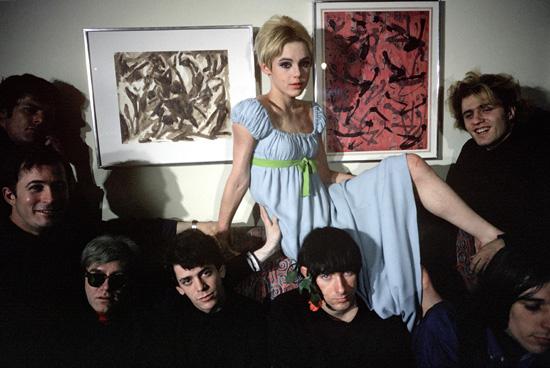 The Velvet Underground with Edie Sedgwick