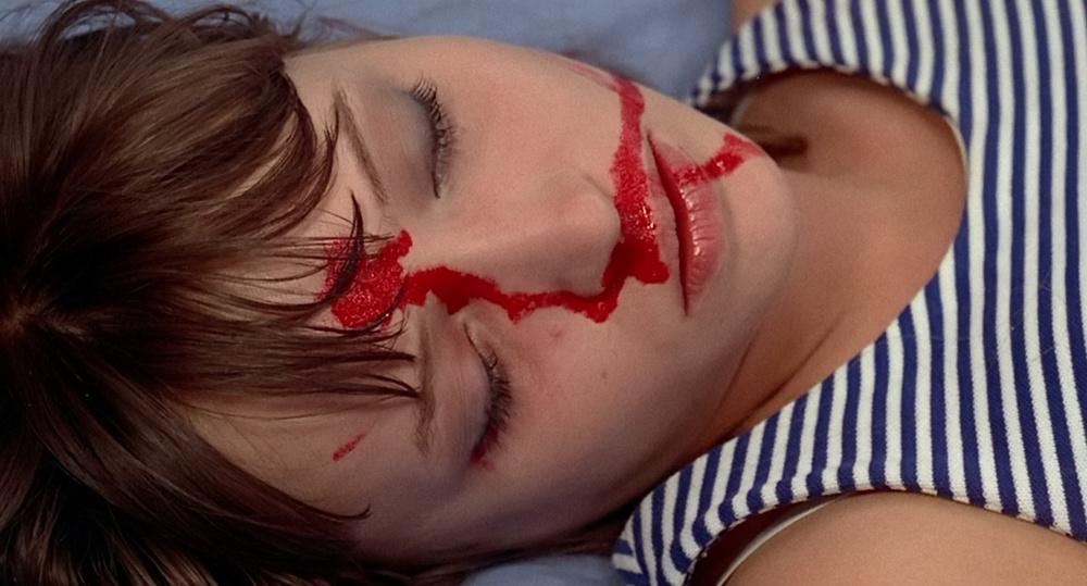 pjmix: Jean-Luc Godard, Pierrot le fou,1965.