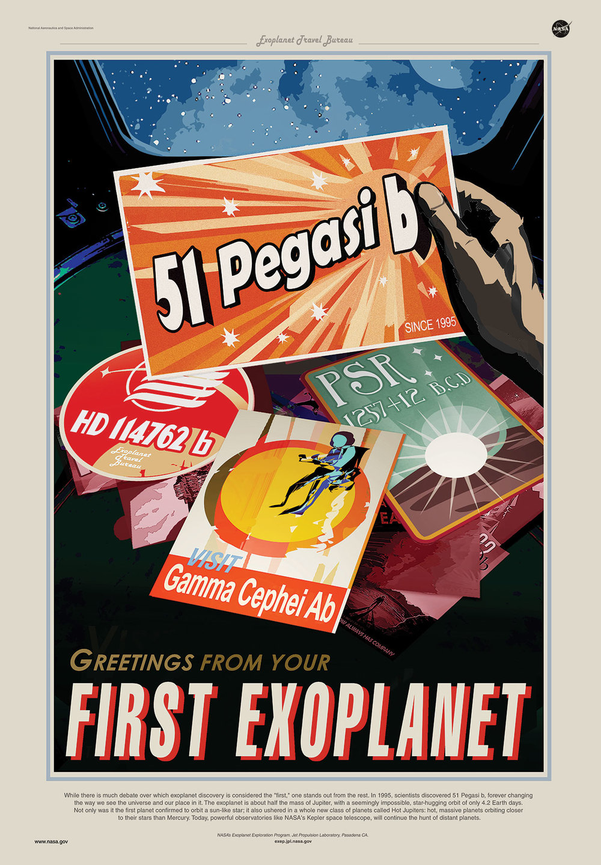 初めての宇宙旅行で、ポストカードを送ろう!