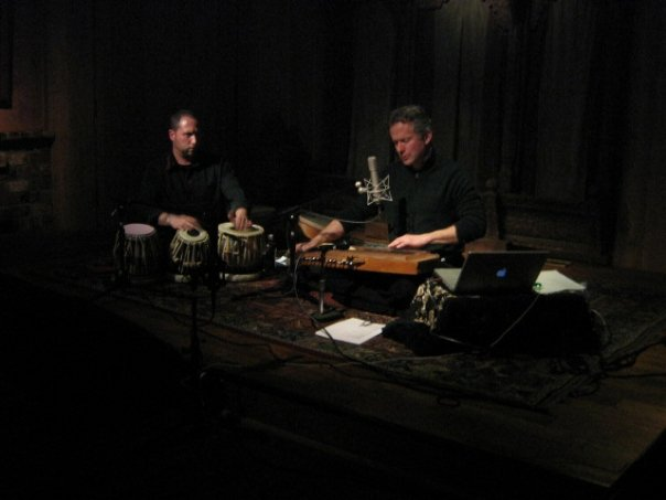 Performance with David Hykes at On the Path , Santa Monica, CA. January 18 th , 2006.