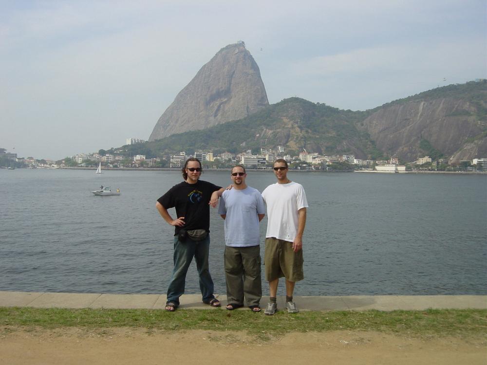 Hands On'Semble in Rio de Janeiro 2003
