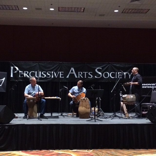 Hands On'Semble at PASIC 2015, San Antonio TX.