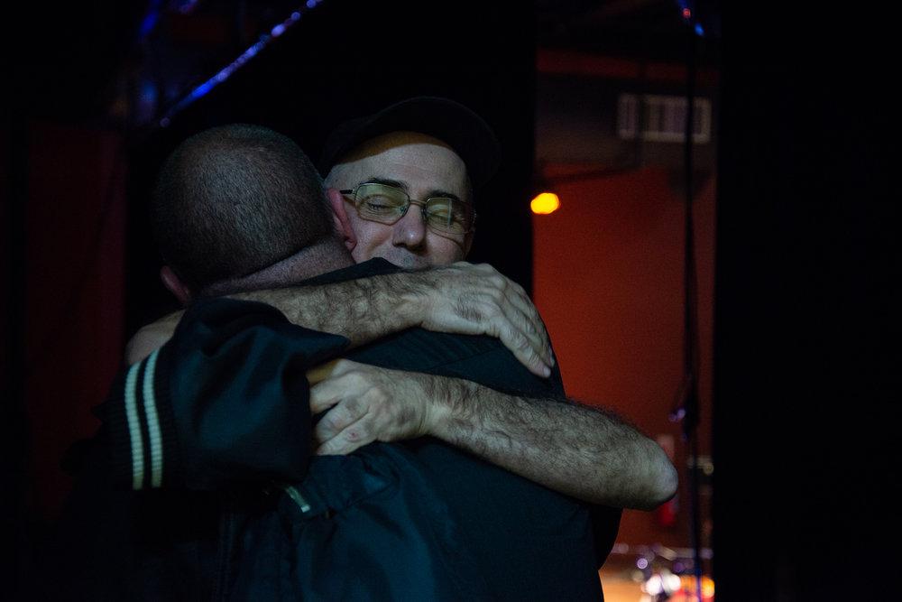 Carlos Stasi & Randy, 2FIP FESTIVAL INTERNACIONAL DE PERCUSSÃO DE CURITIBA, July 21st, 2018.  photo: alex figueiredo