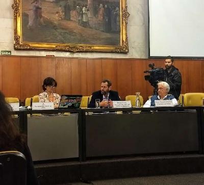 Audiência pública sobre a PL313/2013 sobre #lixozero na Cidade de São Paulo