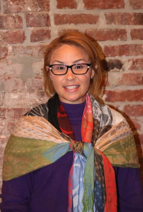 AccessLatina finalist Cindy Cruz.Cindy Cruz